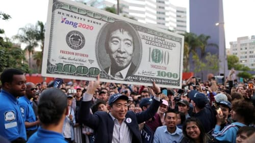 20 Reasons to Join the #YangGang in 2020