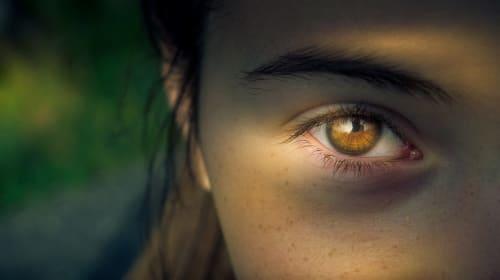 It's In My Eyes