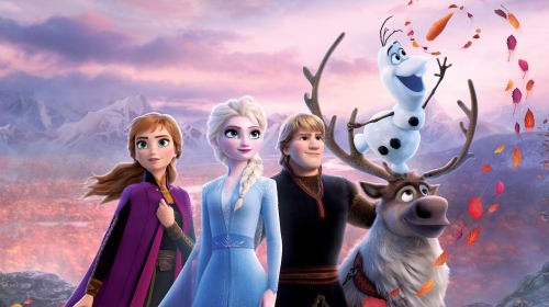 FROZEN II For Children Or Adults?