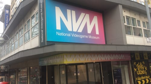 A Day Out At The National Video Game Museum