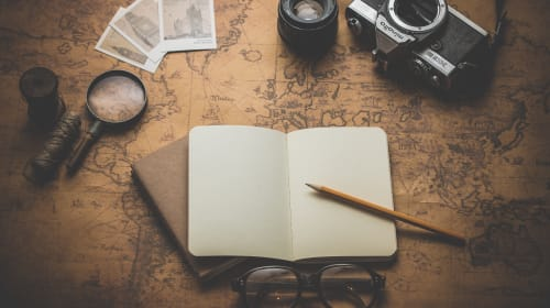 Create A Content Planner For Each Trip!