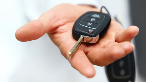 A Parent's Mortality: The Day I Took Dad's Keys