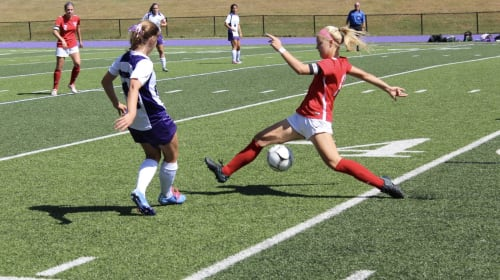 Somers Girls go to 4-0 with 3-2 Victory over John Jay