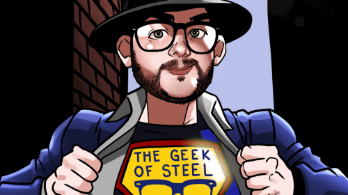 Interview with Luke Bugg-The Geek of Steel