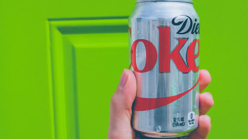 Why I'd give up my right hand for a cold Diet Coke