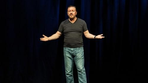 All Hail King Ricky Gervais