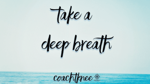 Every breath you take.