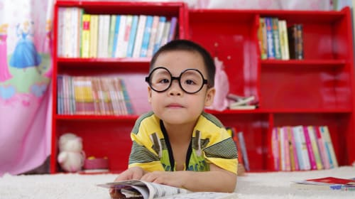 Ten Tips for Parents of a Smart Child