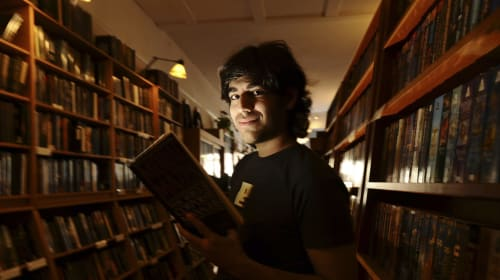 A Filmmaker's Guide to Documentary: Aaron Swartz