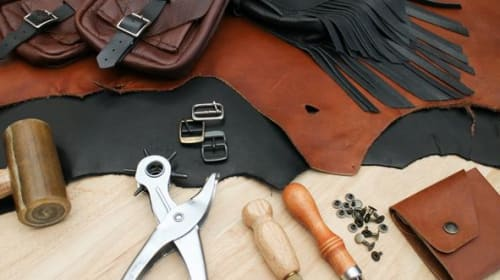 Leathercrafting