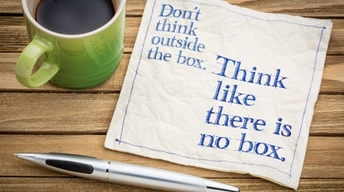 Are You a Writer in a Box?