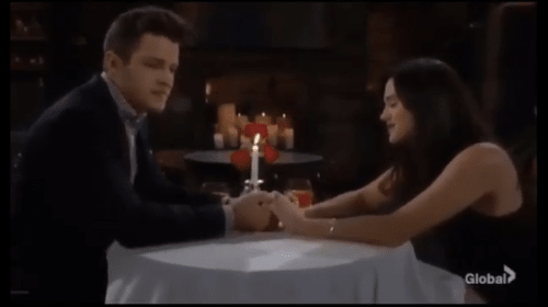 Kyle and Lola oblivious to Theo's plot and Summer's compliance  on 'The Young and the Restless'