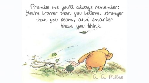 The Hypnotic Influence of Winnie The Pooh