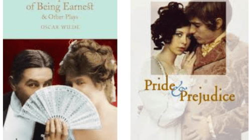 Pride and Prejudice vs The Importance of Being Ernest: On The Idea of Love