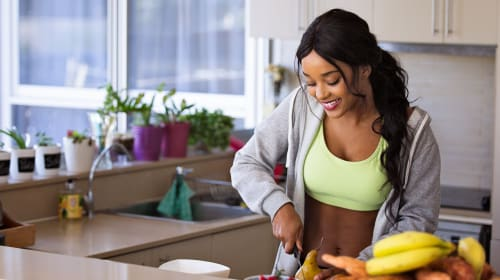 Resolve to Make Real Nutrition a Priority