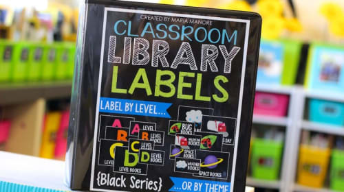 3 Tips for Creating a Purposeful Classroom Library