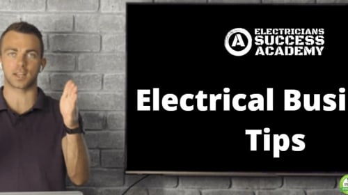 Tips for Growing Your Electrical Contractor Business