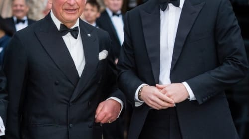 Prince Charles threatens to cut off funding for  Harry and Meghan
