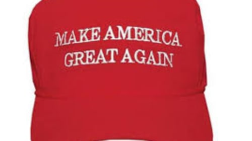 Make America Great Again?