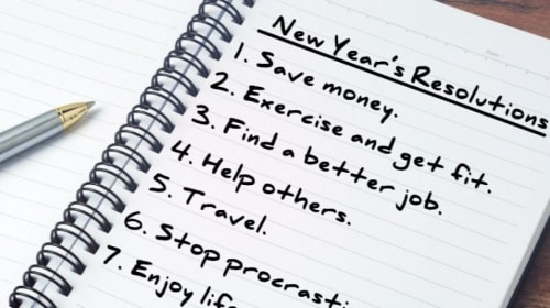 3 Rules to Accomplish Your New Years Resolutions