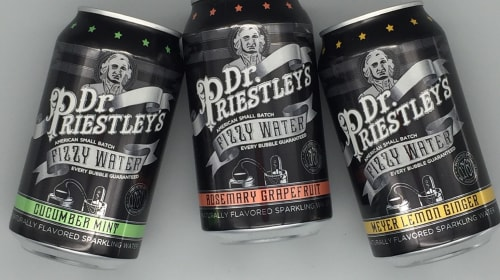 Dr. Priestley Seltzer Review