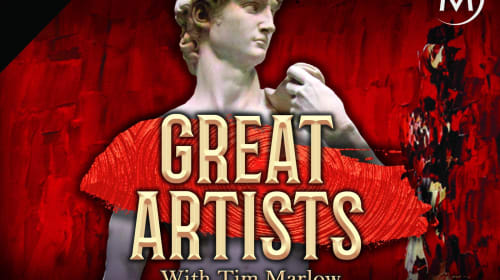 """A Filmmaker's Review: S1: """"Great Artists with Tim Marlow"""" (Amazon Prime)"""