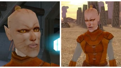 'Star Wars:Knights of the Old Republic'- 10 Actresses to Play a Live-Action Juhani