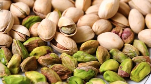 Eating Pistachio's may help you live longer