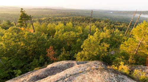 Huron Mountains Adventure, Michigan's Upper Peninsula