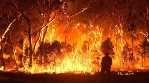Australia Hellfire