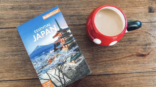 Discovering Japan