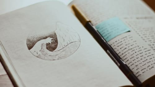 How to create an intentions journal