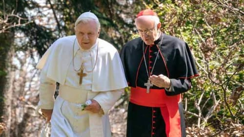 The Two Popes - A Movie Review