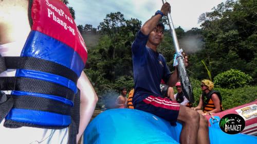 Songpreak Rafting Adventure