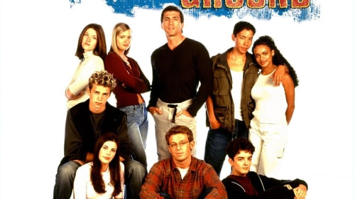 TV Talk: 'Higher Ground' (2000)