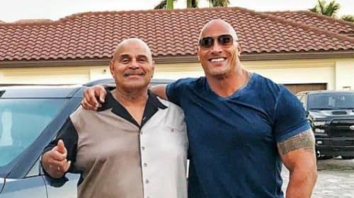 "Rocky ""Soul Man"" Johnson, Dwayne ""The Rock"" Johnson's Dad, Dies"