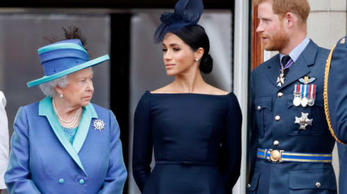 Changes Made After Prince Harry and Meghan Markle Stepped Down
