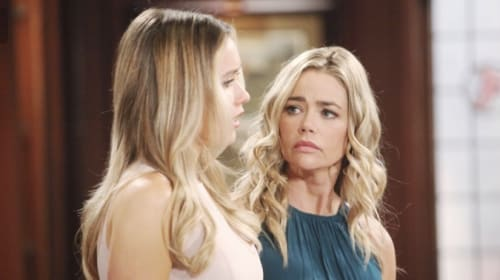 Shauna and Flo stand their ground on The Bold and the Beautiful