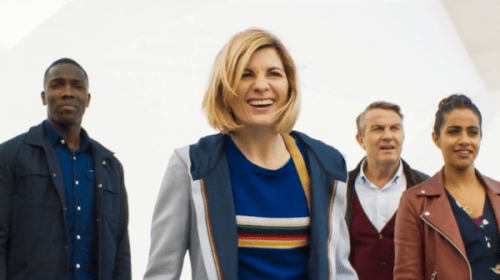 'Doctor Who':There's A Massive Continuity Problem In 'Orphan 55'