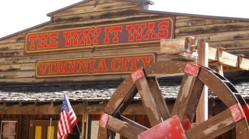 Escape to Virginia City, NV - Home of Bonanza!
