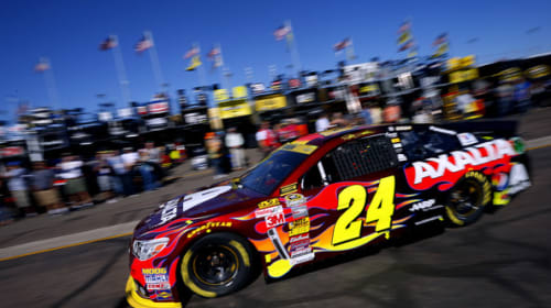 Jeff Gordon - A Winner's Story!