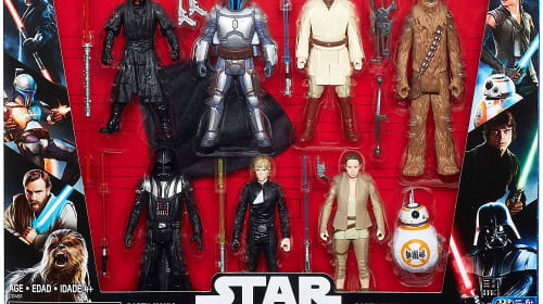 Star Wars Figures Price Guide Values & a Little Star Wars History