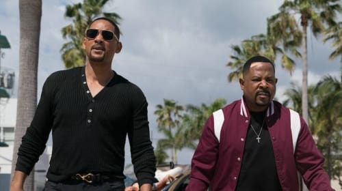"Did the ending to ""Bad Boys For Life"" hint at another entry in the franchise?"
