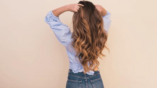 TIPS TO VOLUMNIZE HAIR