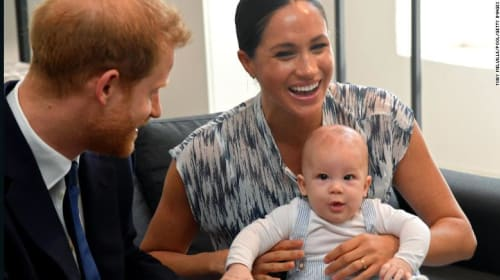 Prince Harry Speaks Out About Changes For His Family