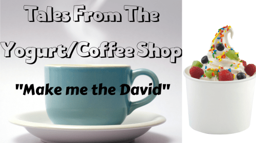"Make Me ""The David"""