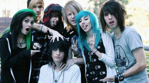 Remembering the Emo Trend