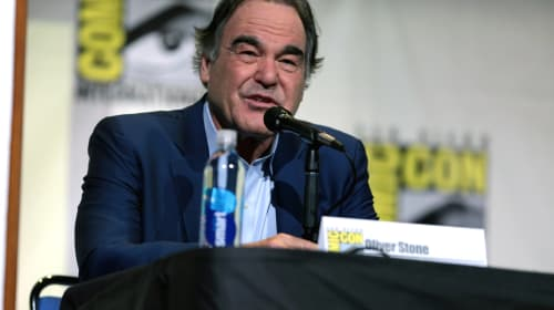 Oliver Stone Discusses JFK and Nixon and the Jacob Burns Film Center