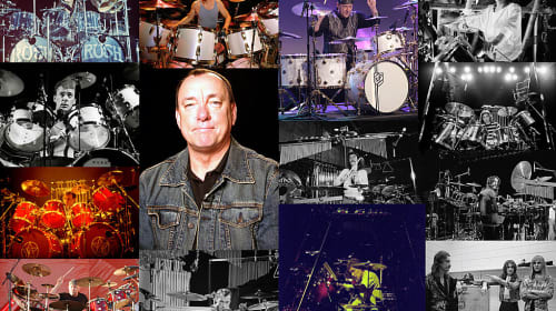 The Passing Of A Drumming Giant