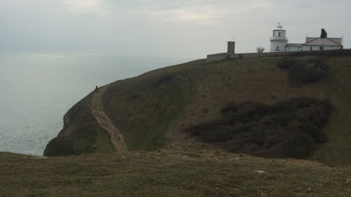Durlston Castle to Anvil Point Lighthouse